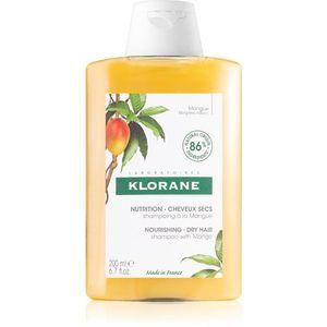Klorane Mango intenzív tápláló sampon száraz hajra 200 ml kép