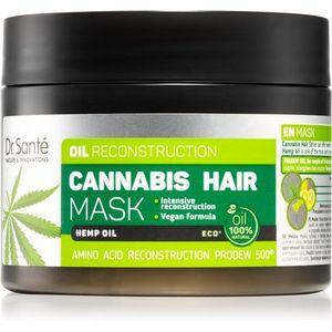 Dr. Santé Cannabis regeneráló maszk a károsult hajra 300 ml kép