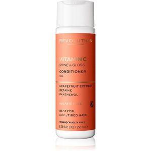 Revolution Haircare Skinification Vitamin C regeneráló kondicionáló a hidratálásért és a fényért 250 ml kép