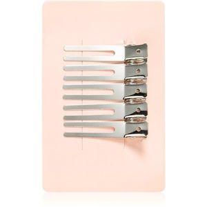 BrushArt Hair Clip hajtű 5 db silver pins kép