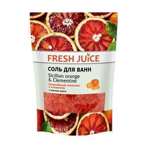 Szicíliai Narancs és Klementin Fürdősó Fresh Juice, 500 g kép