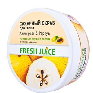 Testradír Ázsiai Körtével és Papayával Fresh Juice, 225 ml kép