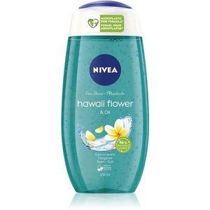 Nivea Hawaii Flower & Oil tusfürdő gél mikrogyöngyökkel 250 ml kép