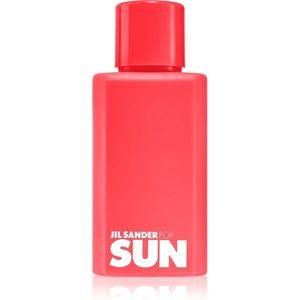 Jil Sander Sun Pop Coral Eau de Toilette hölgyeknek 100 ml kép