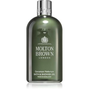 Molton Brown Geranium Nefertum felfrissítő tusfürdő gél 300 ml kép
