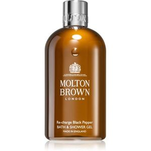 Molton Brown Re-charge Black Pepper felfrissítő tusfürdő gél 300 ml kép