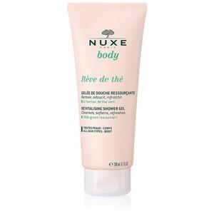 Nuxe Rêve de Thé revitalizáló tusfürdő gél 200 ml kép