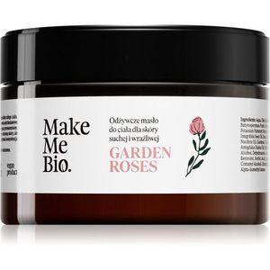 Make Me BIO Garden Roses tápláló vaj a testre 230 ml kép
