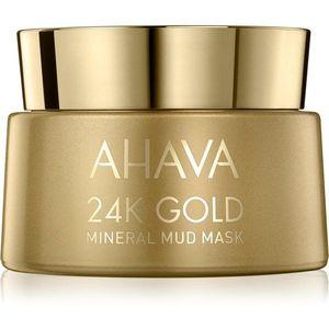 Ahava Mineral Mud 24K Gold ásványi iszap maszk 24 karátos arannyal 50 ml kép