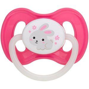Canpol babies Bunny & Company 0-6m cumi Pink 1 db kép