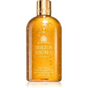 Molton Brown Oudh Accord&Gold felfrissítő tusfürdő gél 300 ml kép