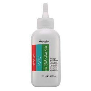 Fanola Energy Purity Rebalance Pre-Shampoo Scrubbing Gel peeling sampon 150 ml kép