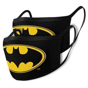 Batman maszk 2 db-os GP85554 kép
