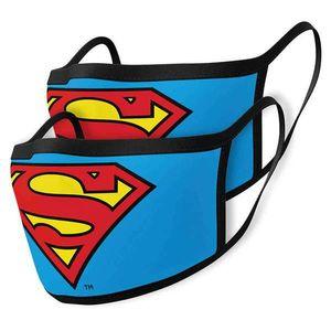 Superman maszk 2 db-os GP85559 kép
