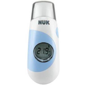 NUK Gyermek érintésmentes hőmérő vaku kép