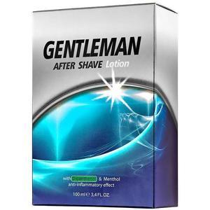 Aftershave - Borotválkozás utáni arcápoló Gentleman 100 ml kép
