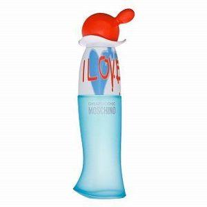 Moschino I Love Love Eau de Toilette nőknek 30 ml kép