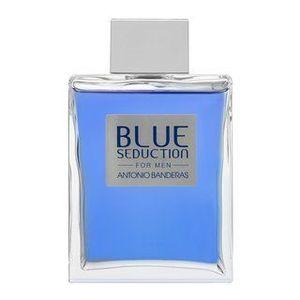 Antonio Banderas Blue Seduction Eau de Toilette férfiaknak 200 ml kép