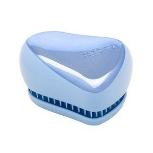 Tangle Teezer Compact Styler hajkefe Baby Blue Chrome kép