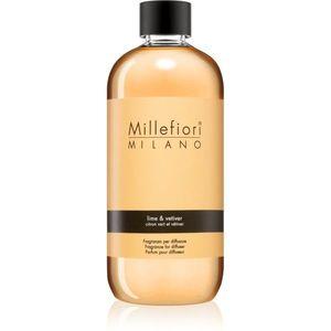 Millefiori Lime & Vetiver aroma diffúzor töltelék 500 ml kép