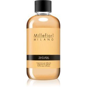 Millefiori Lime & Vetiver aroma diffúzor töltelék 250 ml kép