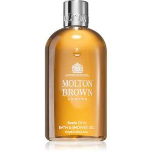 Molton Brown Suede Orris élénkítő tusfürdő gél 300 ml kép