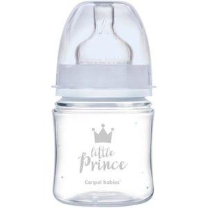 Canpol babies Royal Baby cumisüveg 0m+ Blue 120 ml kép