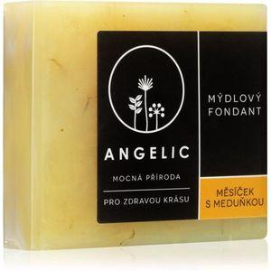 Angelic Calendula & Melissa extra gyengéd natúr szappan 105 g kép