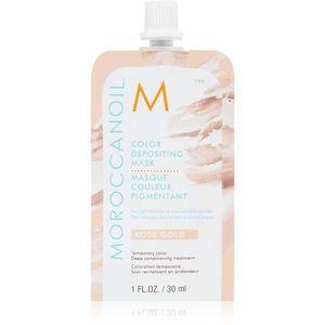 Moroccanoil Color Depositing gyengéd tápláló maszk tartós színes pigmentekkel 30 ml kép