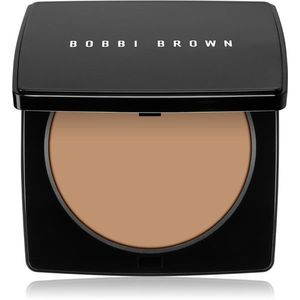Bobbi Brown Sheer Finish Pressed Powder gyengéd kompakt púder árnyalat Basic Brown 11 g kép