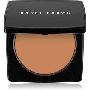 Bobbi Brown Sheer Finish Pressed Powder gyengéd kompakt púder árnyalat Golden Brown 11 g kép