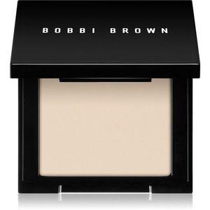 Bobbi Brown Mini Sheer Finish Pressed Powder gyengéd kompakt púder árnyalat Pale Yellow 6 g kép
