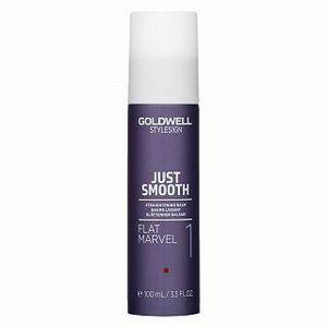 Goldwell StyleSign Just Smooth Flat Marvel balzsam haj kiegyenesítésére 100 ml kép