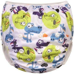 T-Tomi Diaper Swimwear Crocodiles úszópelenkák 5-12 kg 1 db kép
