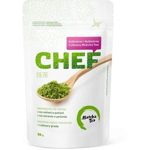 Matcha Tea Bio Chef 50 g kép