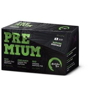 Matcha Tea Bio Prémium 20 x 1, 5 g kép