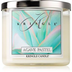 Kringle Candle Agave Pastel illatos gyertya I. 411 g kép