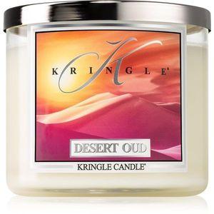 Kringle Candle Desert Oud illatos gyertya I. 411 g kép