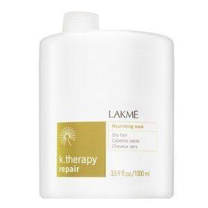 Lakmé K.Therapy Repair Nourishing Mask tápláló maszk száraz és sérült hajra 1000 ml kép